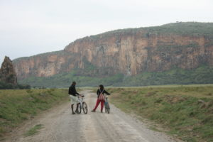 A Bike Ride through Hell's Gate NP in Naivasha - included