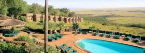 Mara Serena Lodge - two nights in the Maasai Mara