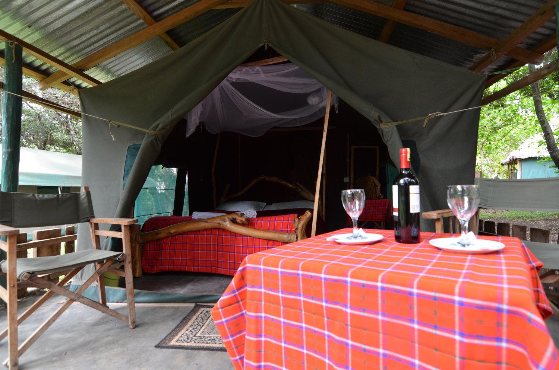 Budget Tented Camp in Maasai Mara